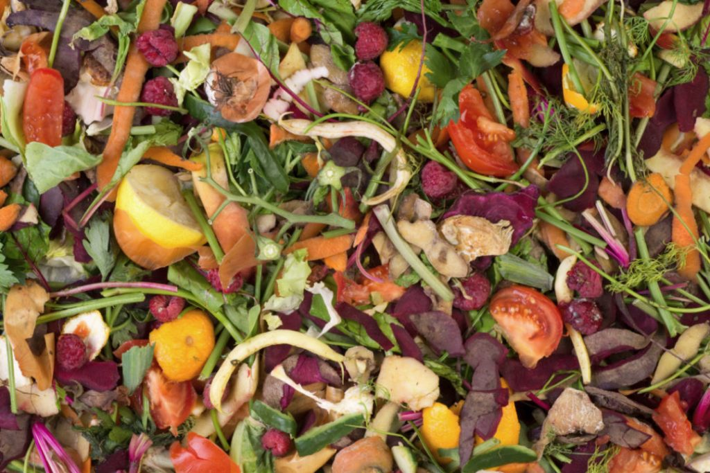 What is an efficient way of reducing food waste globally?